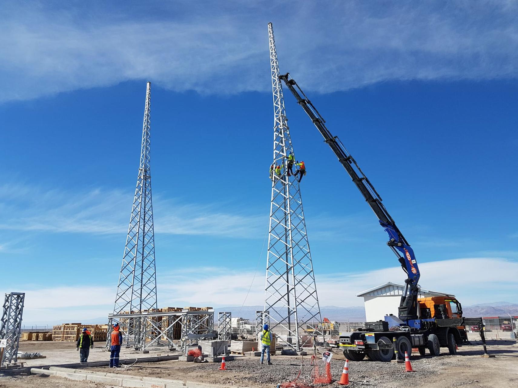 ISOTRON Chile, filial de ISASTUR, resulta adjudicataria de 6 proyectos en la licitación de Obras de Ampliación del Sistema de Transmisión Zonal de Chile