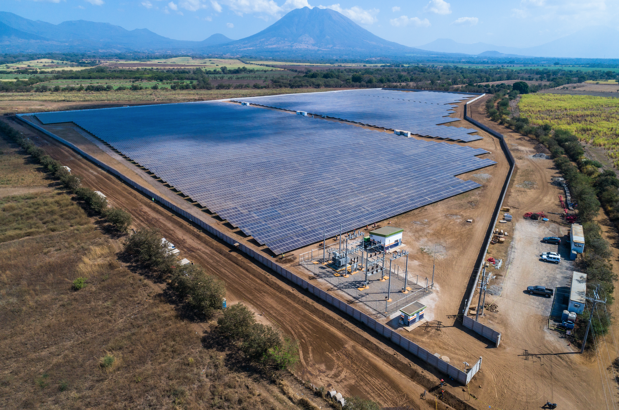 ISOTRON puts into service the second phase of Bósforo Project in El Salvador