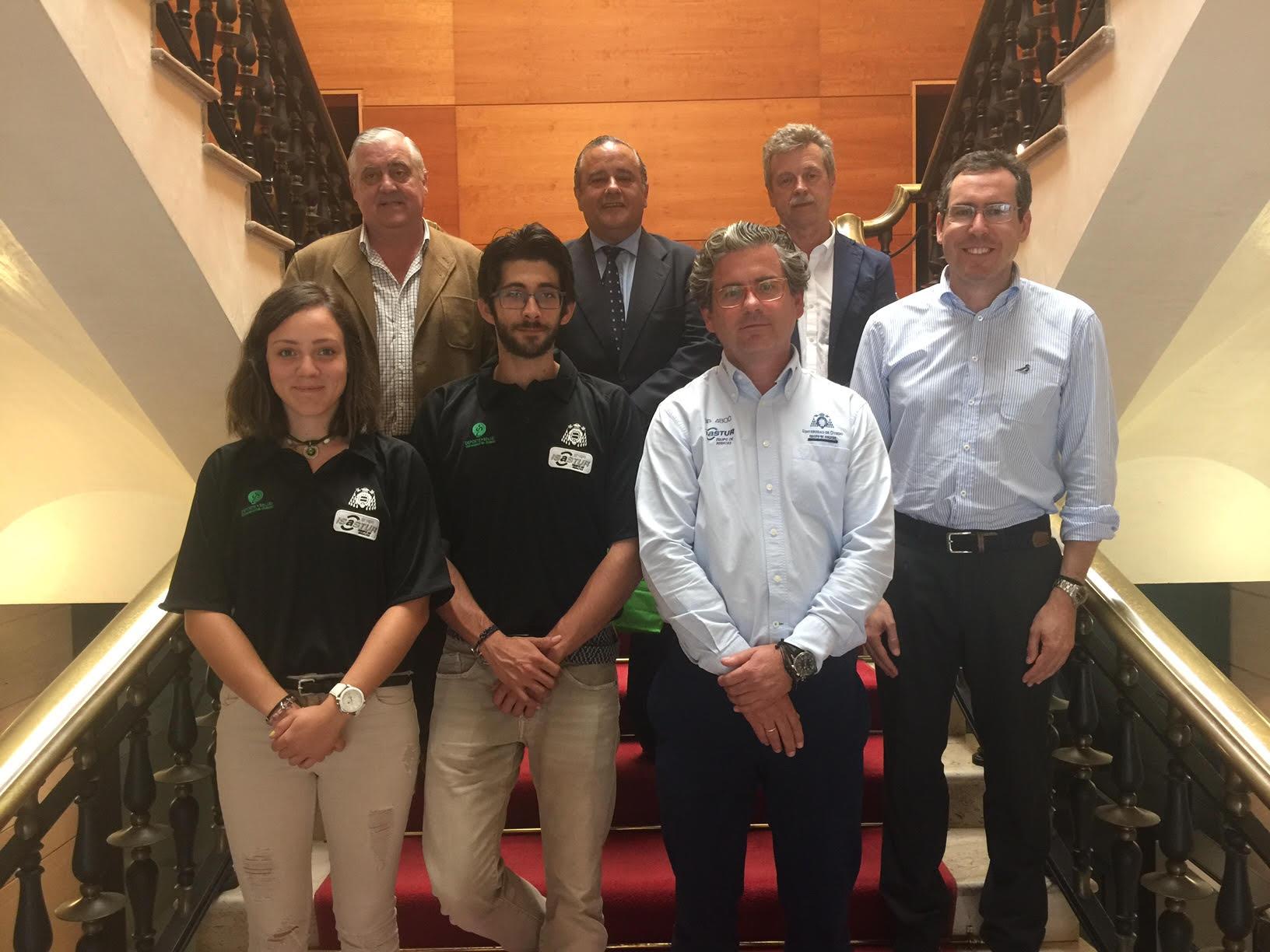 La regata ISASTUR-Universidad de Oviedo cumple 18 años.