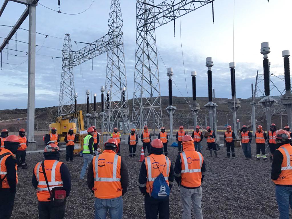 ISOTRON Perú, empresa del Holding ISASTUR, construirá la Subestación Chilota 220/22,9 kV, para Red Eléctrica Internacional