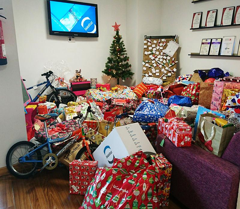 Finalizamos con éxito la Campaña de Navidad 2017
