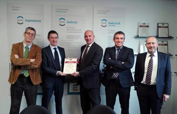 ISASTUR obtiene la certificación ISO 45001:2018