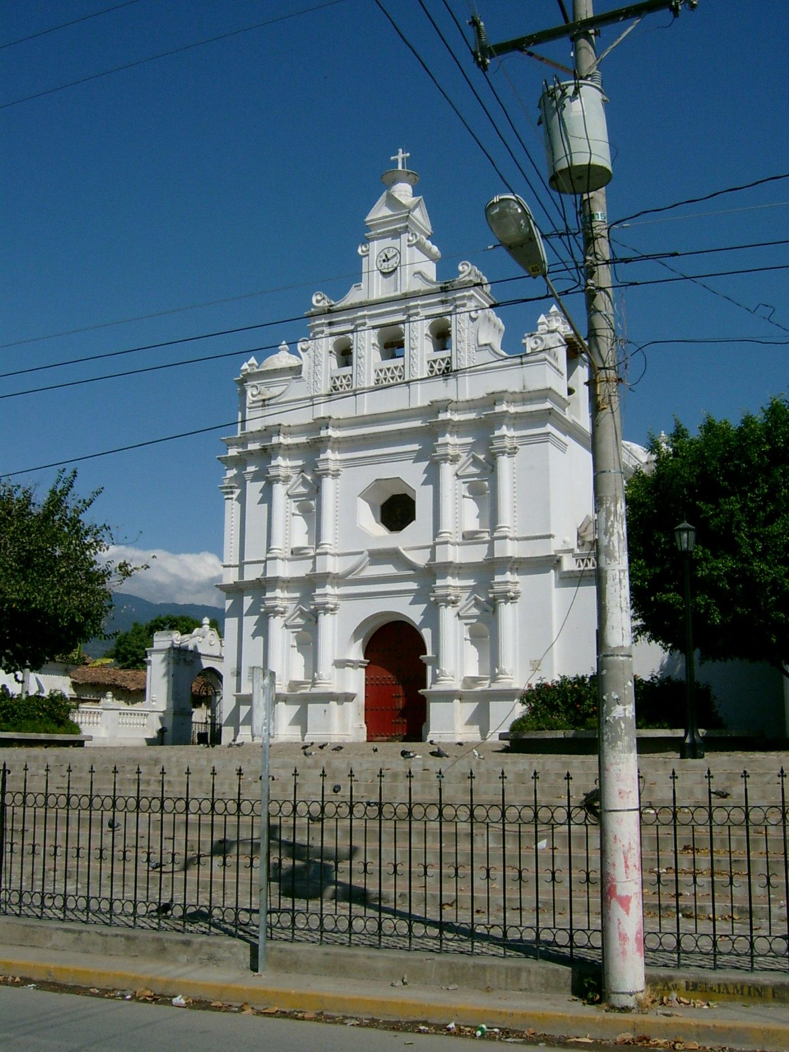 Buenas noticias desde El Salvador
