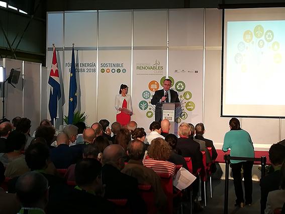 ISASTUR asiste a la Feria Internacional de Energías Renovables de Cuba