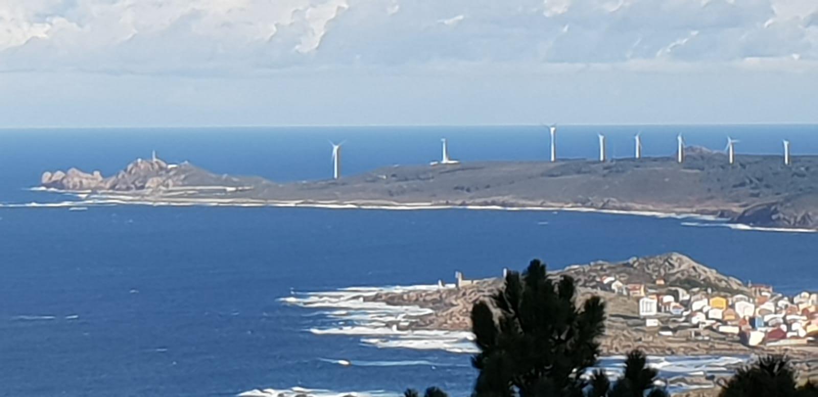 Se inaugura el Parque Eólico de Muxía