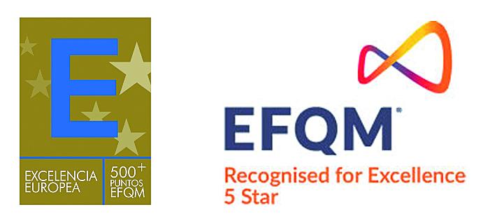 ISASTUR alcanza el sello EFQM 500+