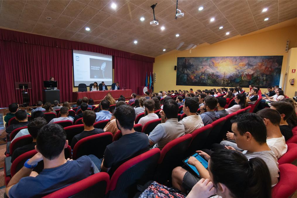 ISASTUR presenta su programa de prácticas para estudiantes de ingeniería