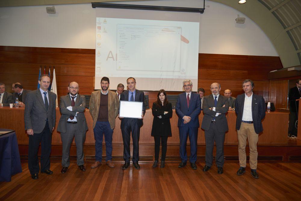 ArcelorMittal premia de nuevo la seguridad de ISASTUR
