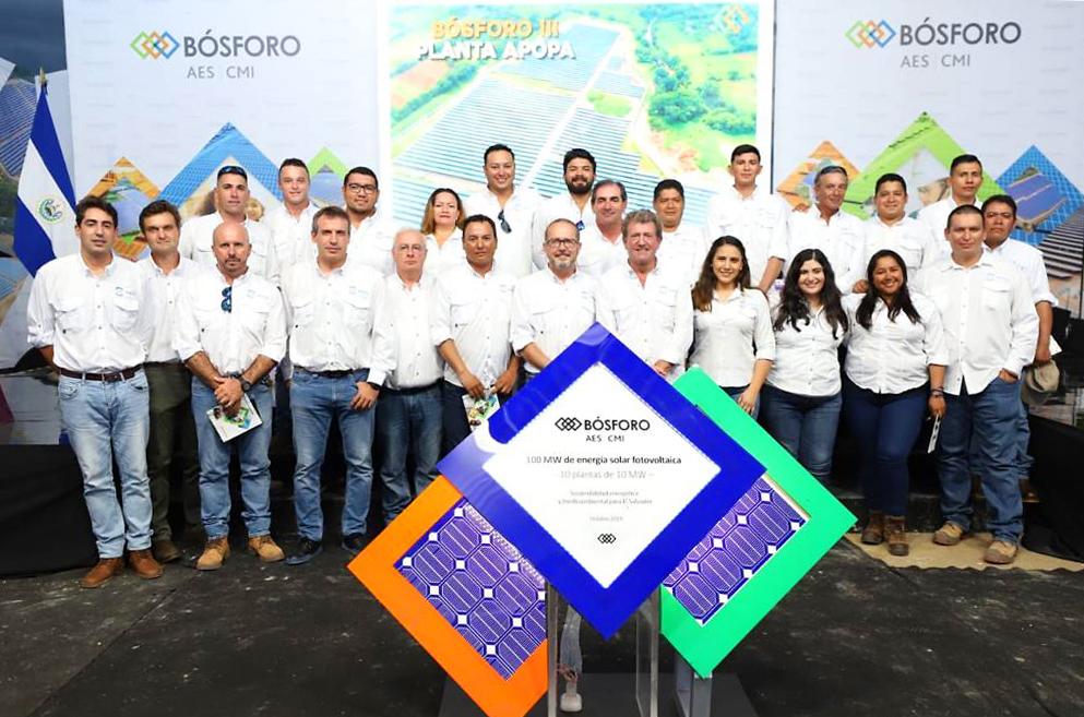 ISOTRON, empresa del Grupo ISASTUR, finaliza el Proyecto Bósforo