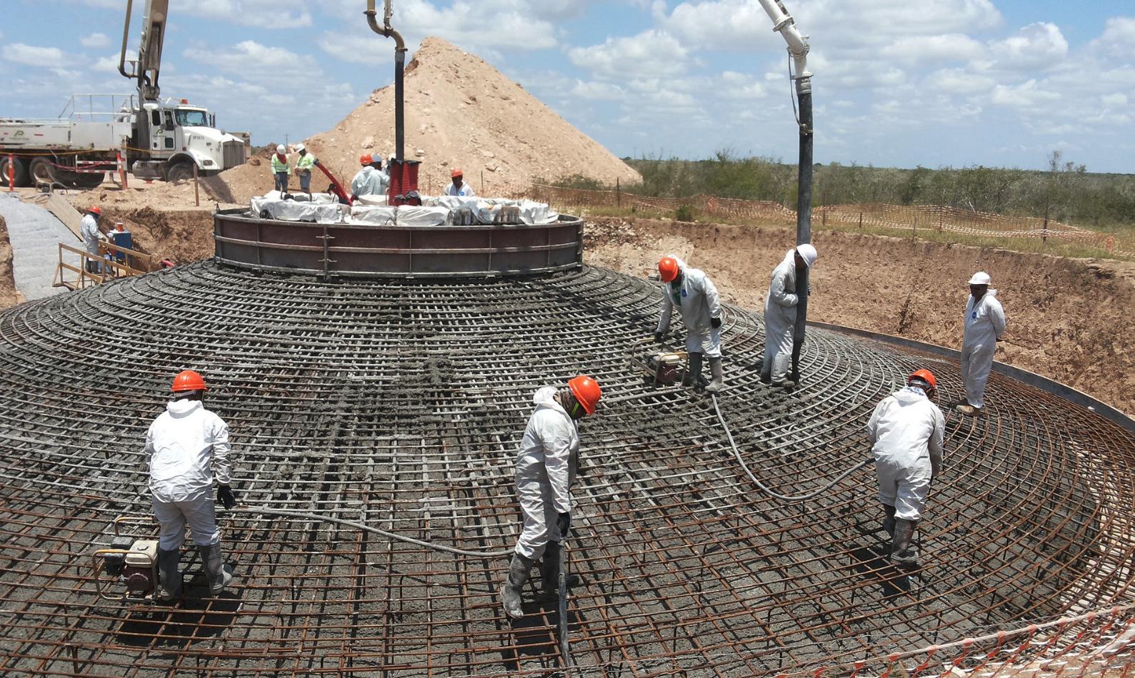 El Holding ISASTUR participa en la construcción del Parque Eólico Salitrillos