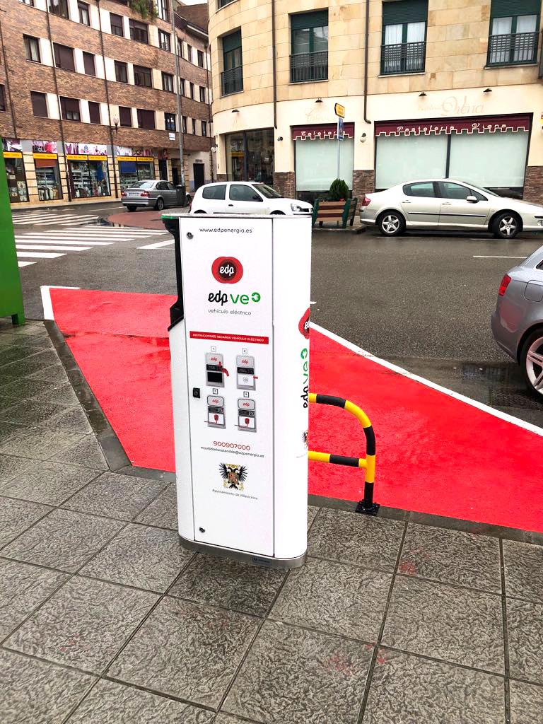 EDP adjudica a ISOTRON la instalación de sus puntos de recarga para coches eléctricos
