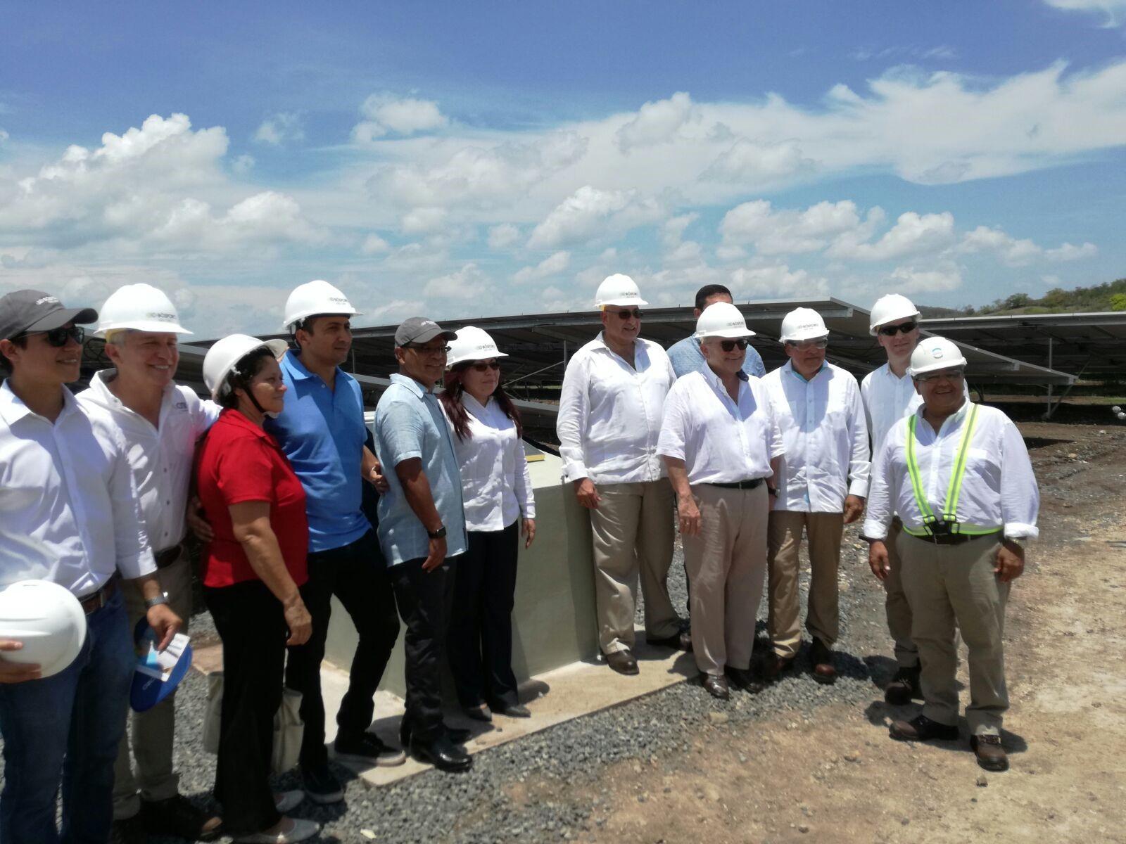 ISOTRON inaugura la primera planta fotovoltaica del proyecto Bósforo