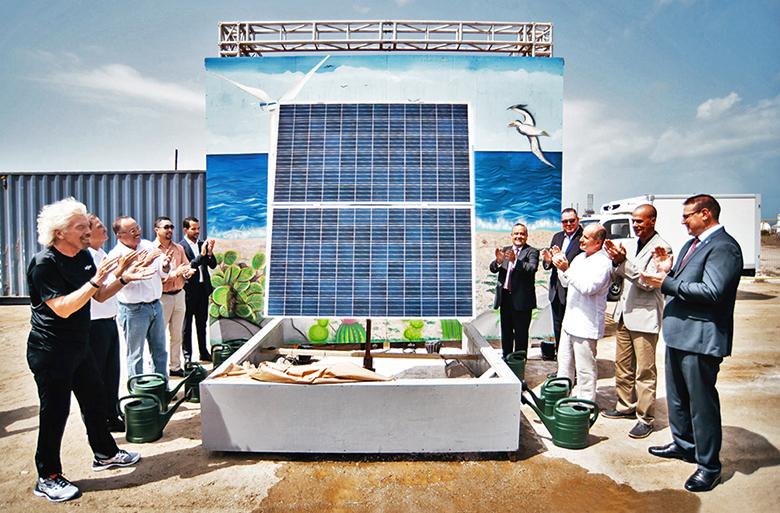 """ISOTRON construirá el parque solar """"Sunrise Solar Park"""" en Aruba"""