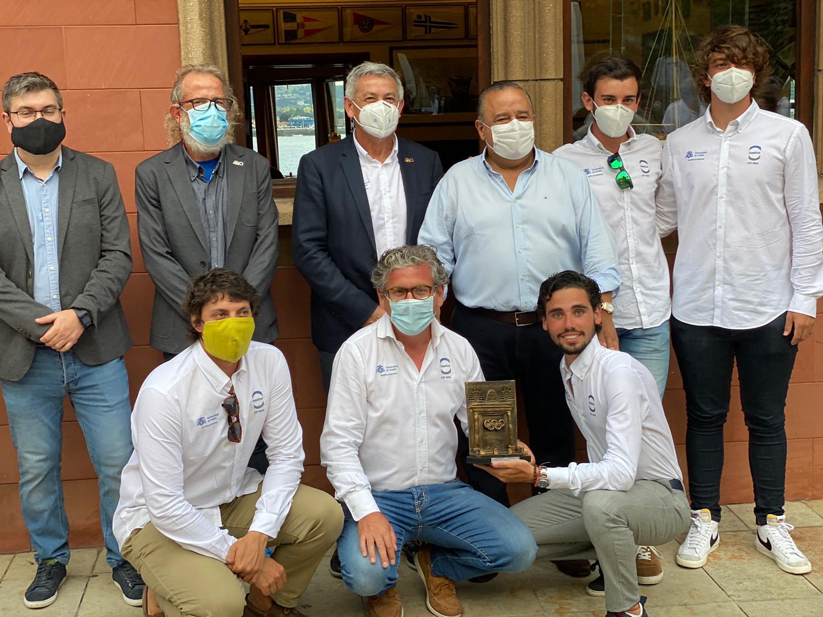 Finalizó la XXII edición de la Regata ISASTUR-Universidad de Oviedo