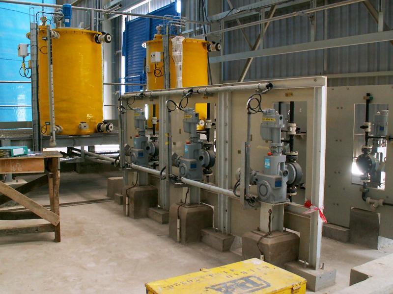 Usine de dessalement Skikda
