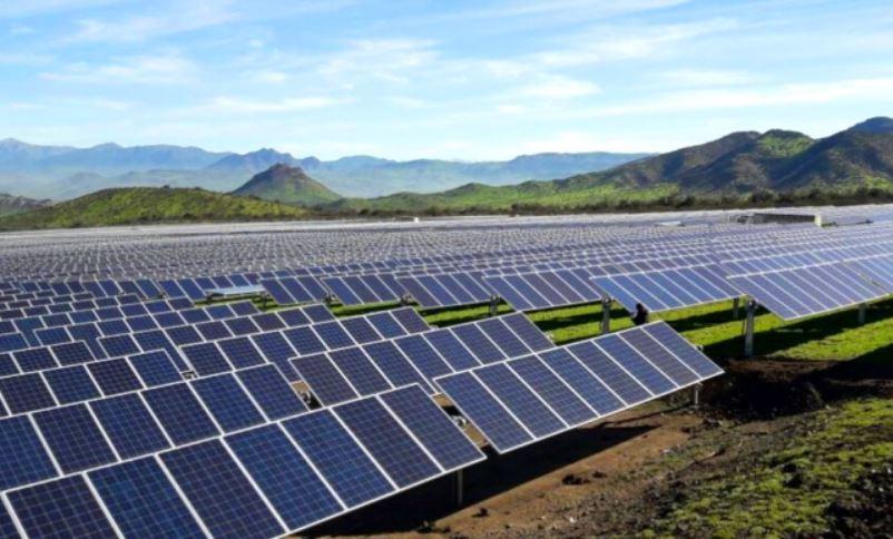 Planta Fotovoltaica Santiago