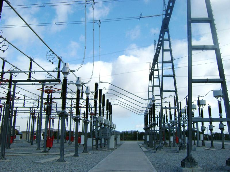 Galapagar 220 kV substation