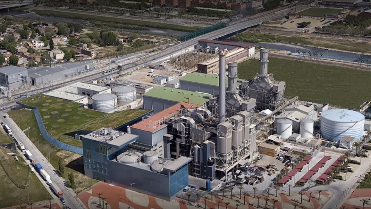 Mantenimiento Calderas de vapor y de instalaciones de lavado de gases enla Planta de Recuperación Energética de R.S.U de Barcelona