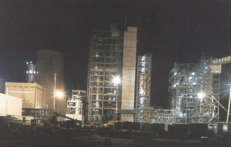 Paradas programadas y trabajos de reparación en planta IGCC Elcogás