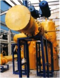 Montaje de 2 Plantas Compresoras Gas