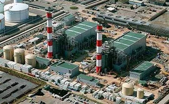Mechanical assembly of the Puerto de Barcelona 850 MW combined cycle power plant