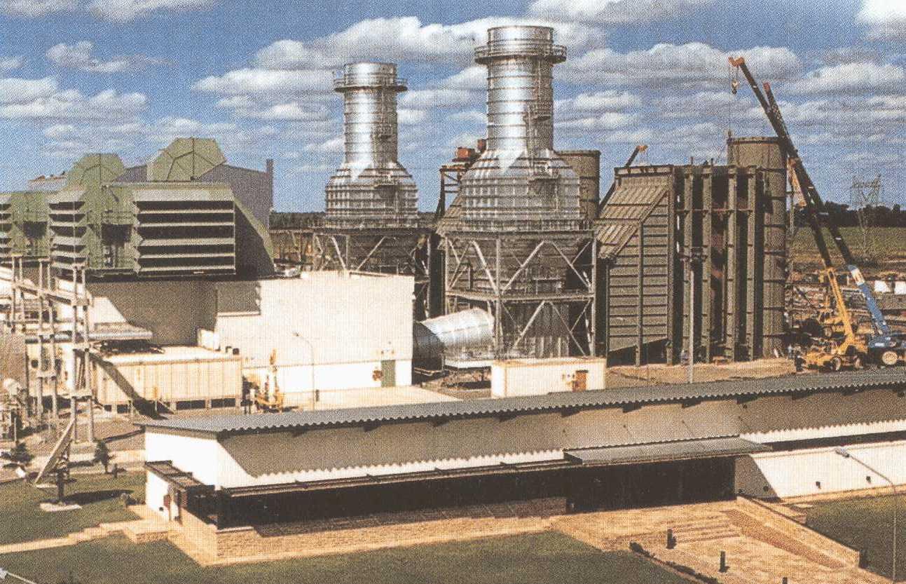 Central Ciclo Combinado  San Miguel Tucumán - 2* 170 MW.  Montaje Mecánico equipos y tuberías
