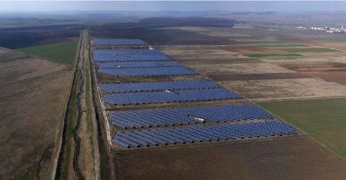 Planta solar fotovoltaica Vanju Mare 9,4 MW