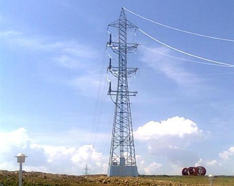 Línea de 132 kV Parques eólicos Fuentelsaz