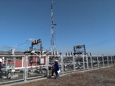 Subestación 220 kV Alto Melipilla