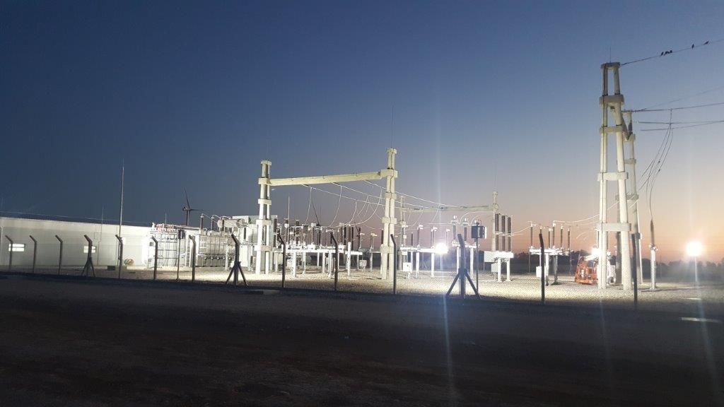 Parque eólico Corti 100 MW