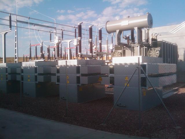Subestación San Gil 132 kV