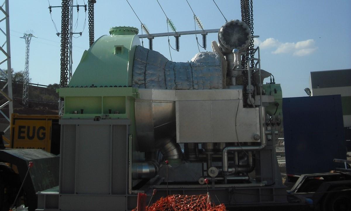 Planta de Biomasa Mérida - 20 MW