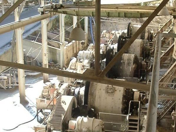 High voltage grid maintenance
