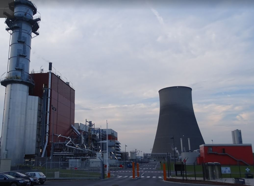 PEM y Commissioning Ciclo Combinado Bouchain - 575 MW