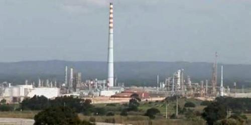 Agrandissement de la Raffinerie GALP SINES