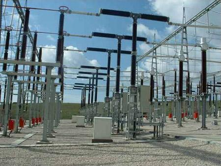 Puerto de la Cruz 400 kV substation