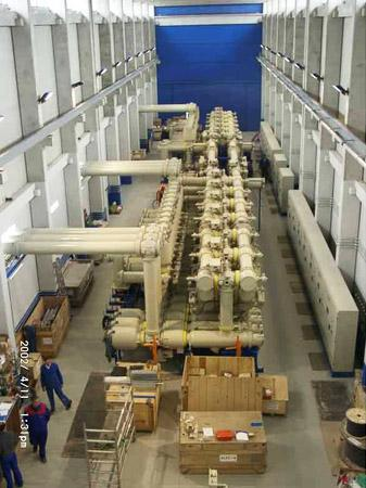 Subestación Sant Adriá de Besós 220/66/25 kV