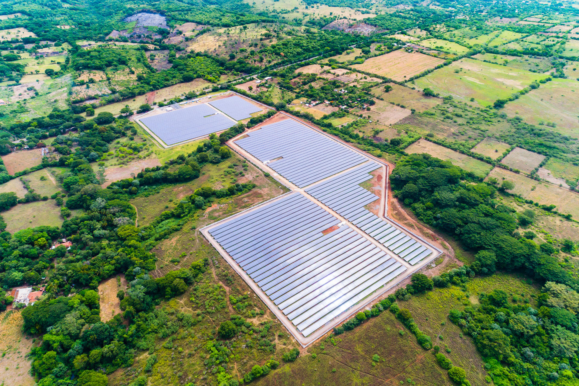 Proyecto solar fotovoltaico Bósforo 100 MW.