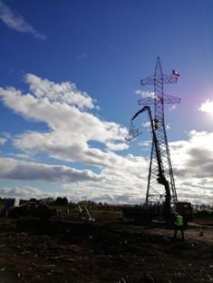 Línea 220 kV TOLCHÉN