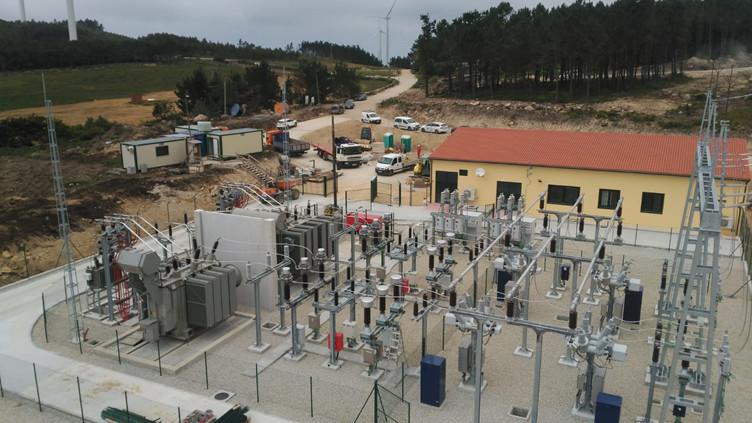 Subestación Parque Eólico Muxia 30/66 kV