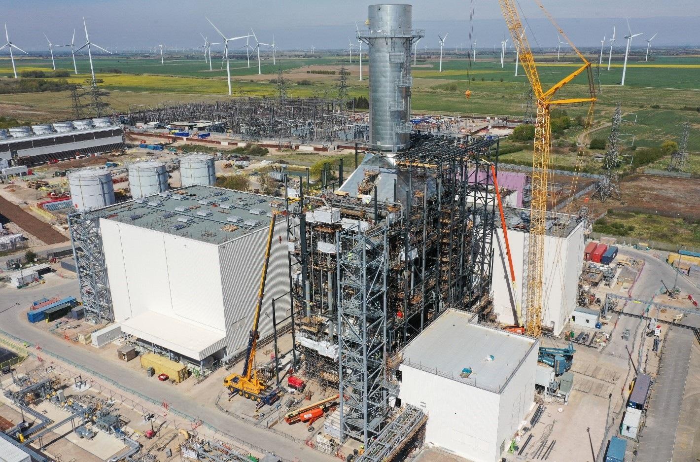 Ciclo Combinado Keadby 2 - 840 MW (UK)