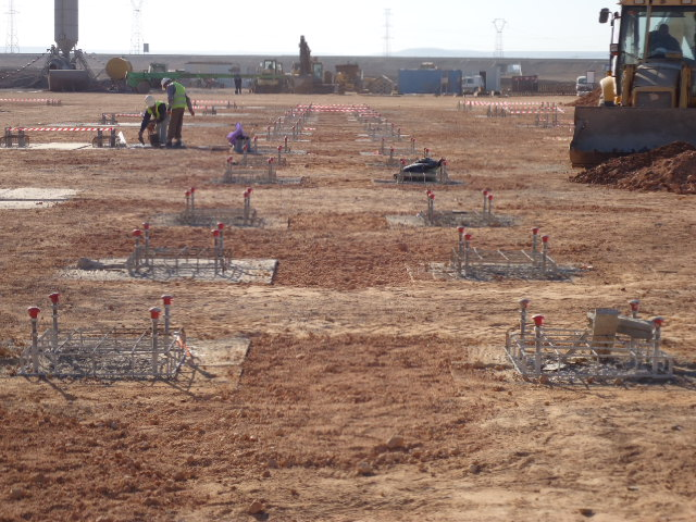 Construcción de dos subestaciones llave en mano
