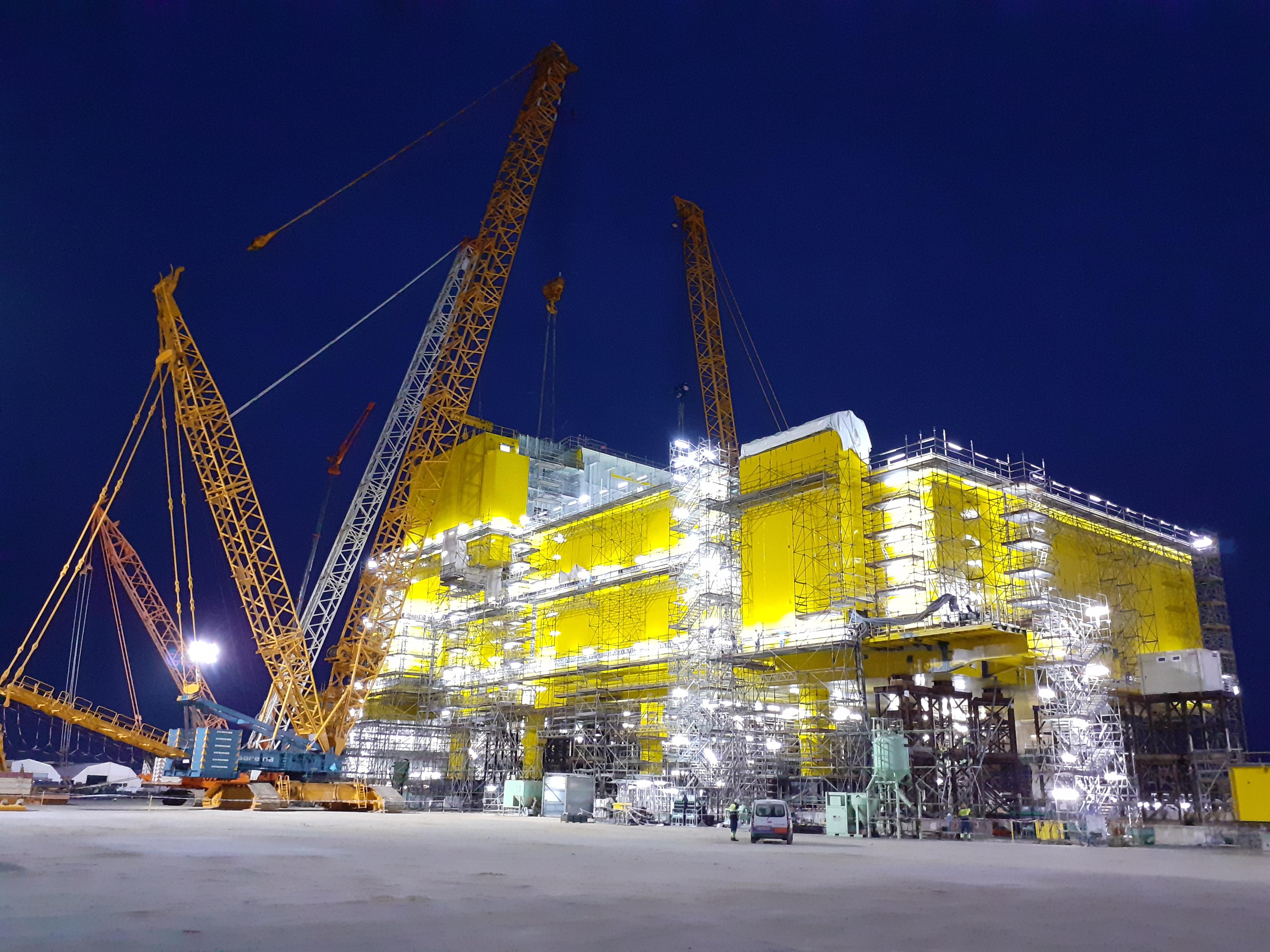 Proyecto Dolwing 6 'Mar del Norte'