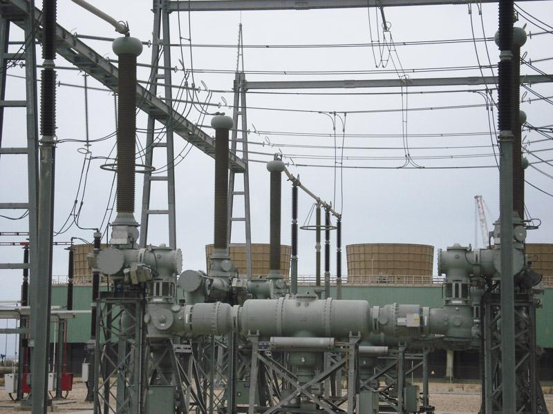 Palos 400/220 kV substation